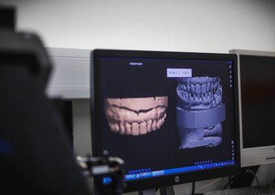 Diagnostik in der Zahnarzt Praxis Frie in der Neuenkirchener Str. 2 in Gütersloh