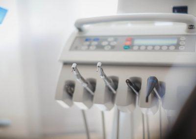 Stillleben Bohrer in der Zahnarzt Praxis Frie in der Neuenkirchener Str. 2 in Gütersloh